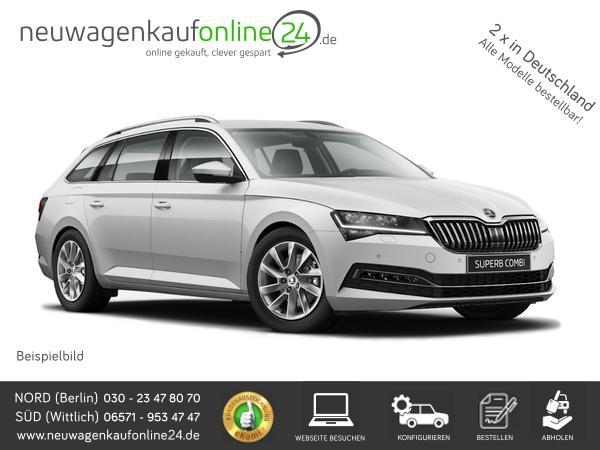 Skoda Superb Neuwagen Online bestellen