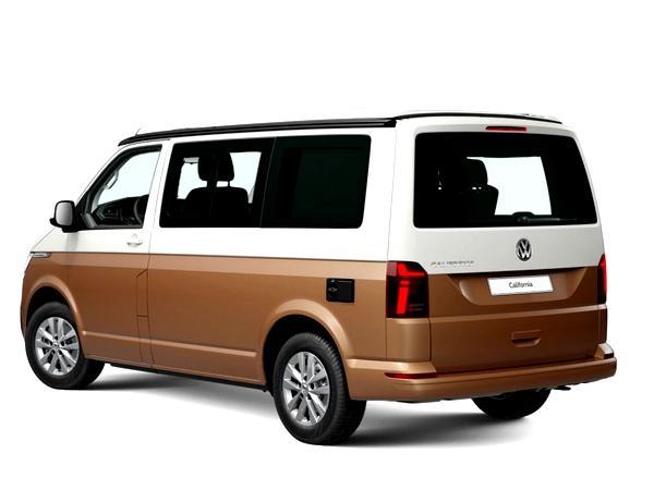 Volkswagen T6.1 California - Ocean Bestellfahrzeug, konfigurierbar