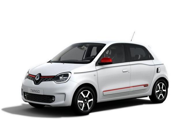 Renault Twingo - Limited Bestellfahrzeug, konfigurierbar
