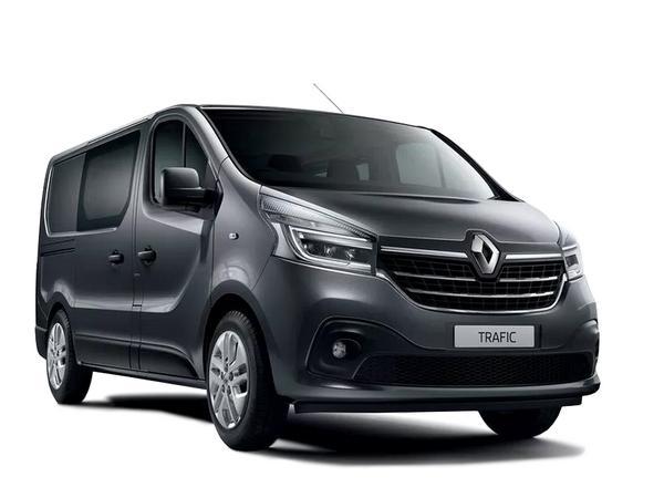 Renault-Nutzfahrzeuge Trafic Kastenwagen