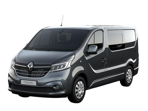Renault-Nutzfahrzeuge Trafic Doppelkabine