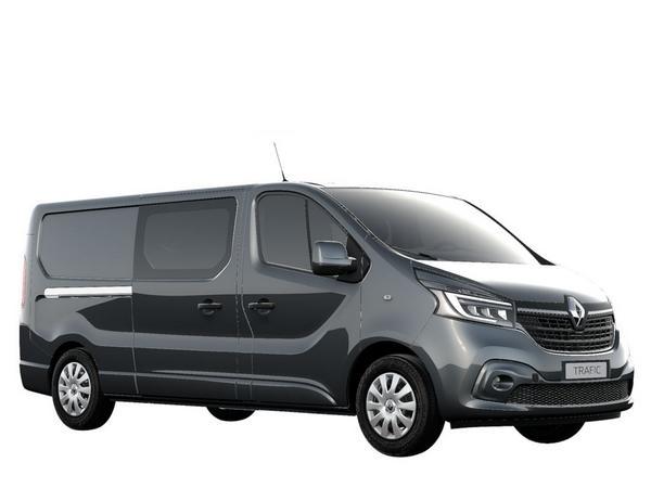 Renault-Nutzfahrzeuge Trafic Doppelkabine - Kst. L2H1 3.0t Bestellfahrzeug, konfigurierbar