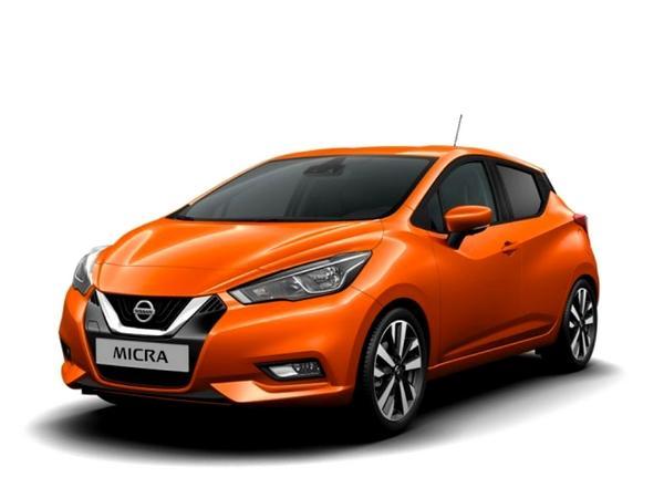 Nissan Micra (neu)
