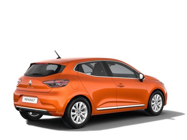 Renault Clio (neues Modell) - Experience Bestellfahrzeug, konfigurierbar