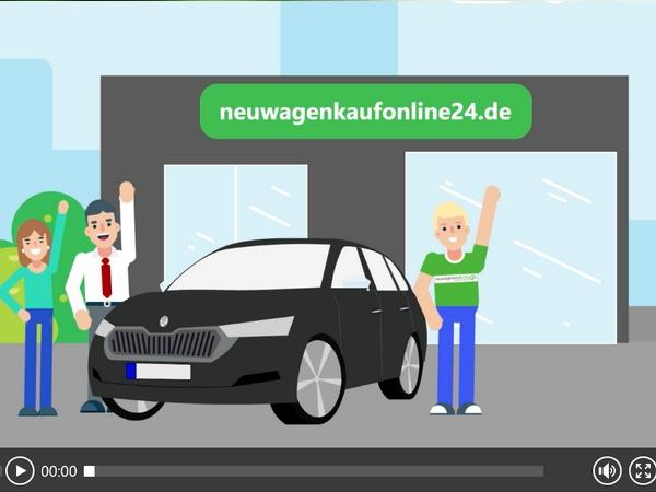 Neuwagenlaufonline Video