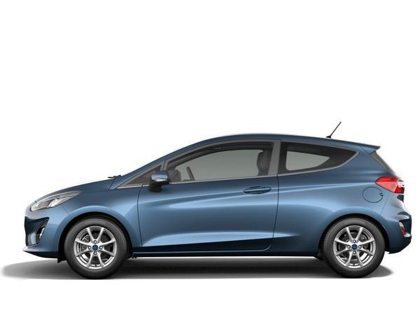 Ford Fiesta 3 türer (neu) - ST-Line Bestellfahrzeug, konfigurierbar