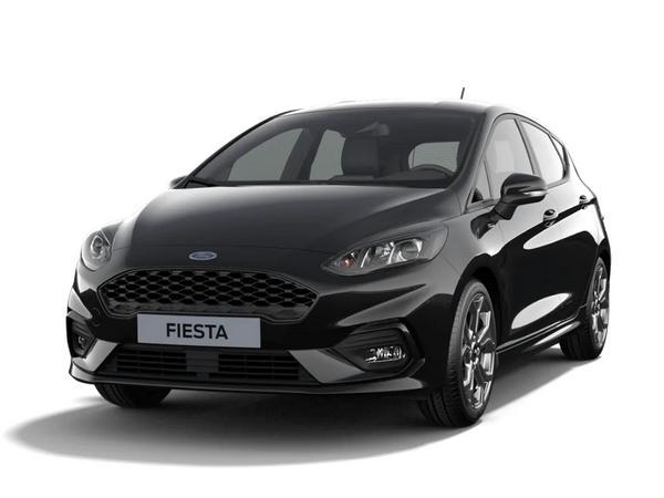 Ford Fiesta 5 türer (neu)