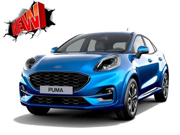 Der neue Ford Puma ist da