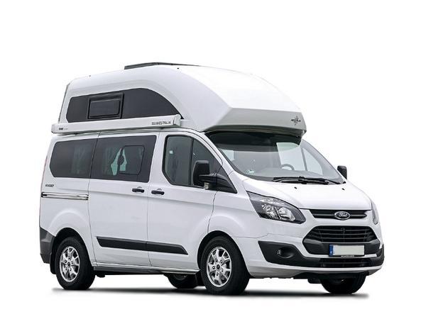 Ford Nugget Camper (neu) - Hochdach Bestellfahrzeug, konfigurierbar