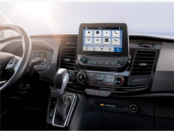 Ford Nugget Camper - Aufstelldach Bestellfahrzeug, konfigurierbar