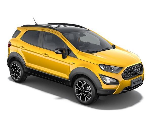 Ford EcoSport (neu) - Active Bestellfahrzeug, konfigurierbar