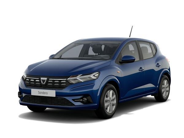 Dacia Sandero - Essential Bestellfahrzeug, konfigurierbar