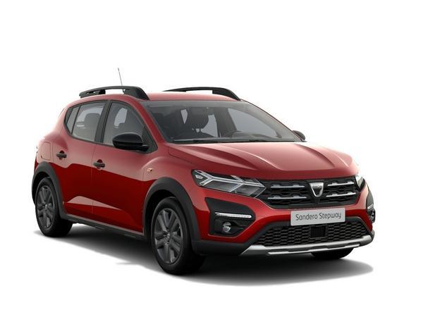 Dacia Sandero Stepway - Essential Bestellfahrzeug, konfigurierbar