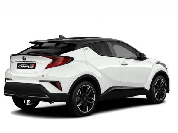 Toyota C-HR - GR Sport Bestellfahrzeug, konfigurierbar