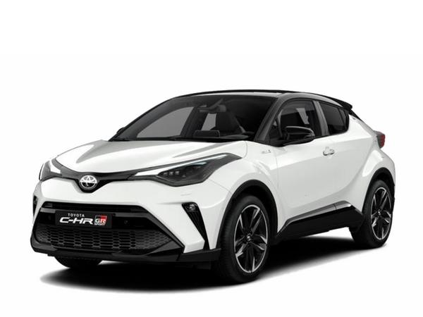 Toyota C-HR (neu)