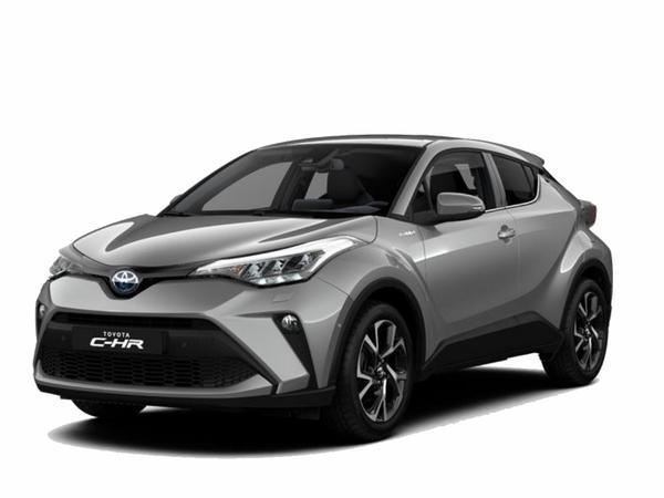 Toyota C-HR (neu) - FLOW Plus Bestellfahrzeug, konfigurierbar