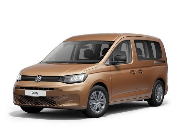 VW Caddy günstig