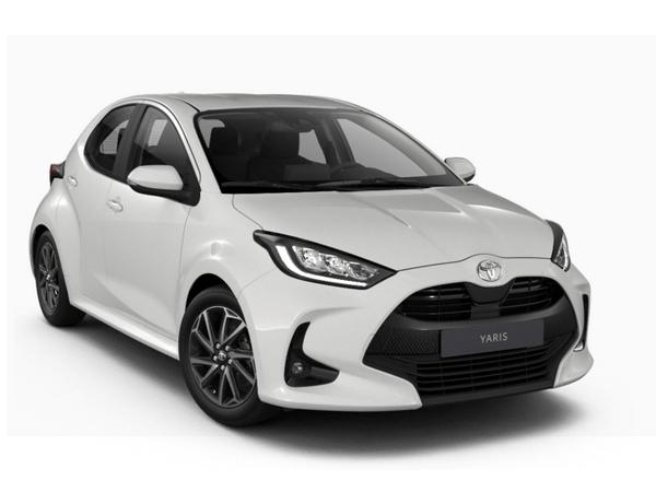 Toyota Yaris günstiger