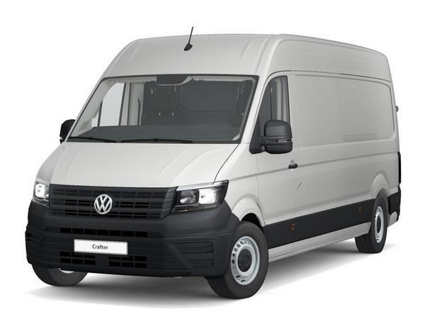 VW Nutzfahrzeuge Crafter 35 - TRENDLINE (Lang Plus) Hochdach Bestellfahrzeug, konfigurierbar
