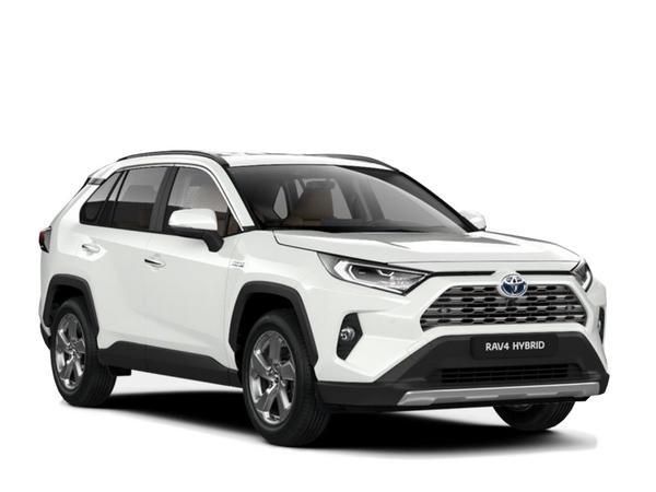 Toyota RAV4 (neu) - Comfort Bestellfahrzeug, konfigurierbar