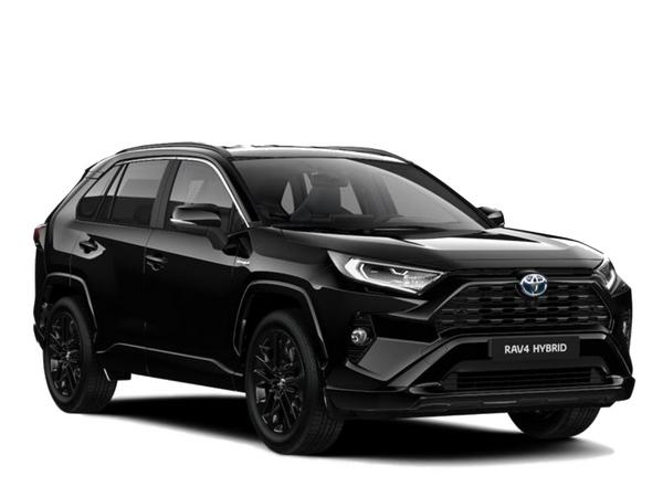 Toyota RAV4 (neu) - Black Edition Bestellfahrzeug, konfigurierbar