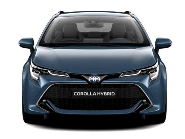 Toyota Corolla Touring Sports (2022) - Comfort PLUS Bestellfahrzeug, konfigurierbar