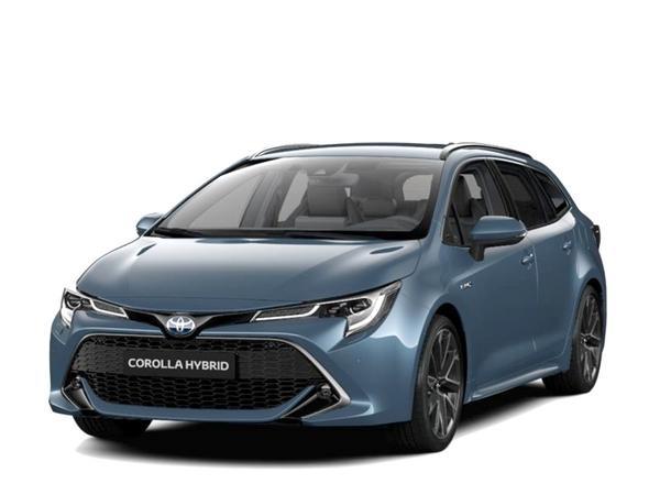 Toyota Corolla Touring Sports (2022)