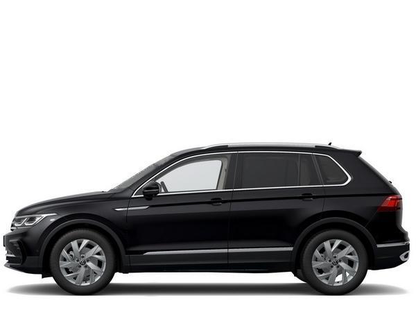 VW Tiguan (2022) - Elegance Bestellfahrzeug, konfigurierbar