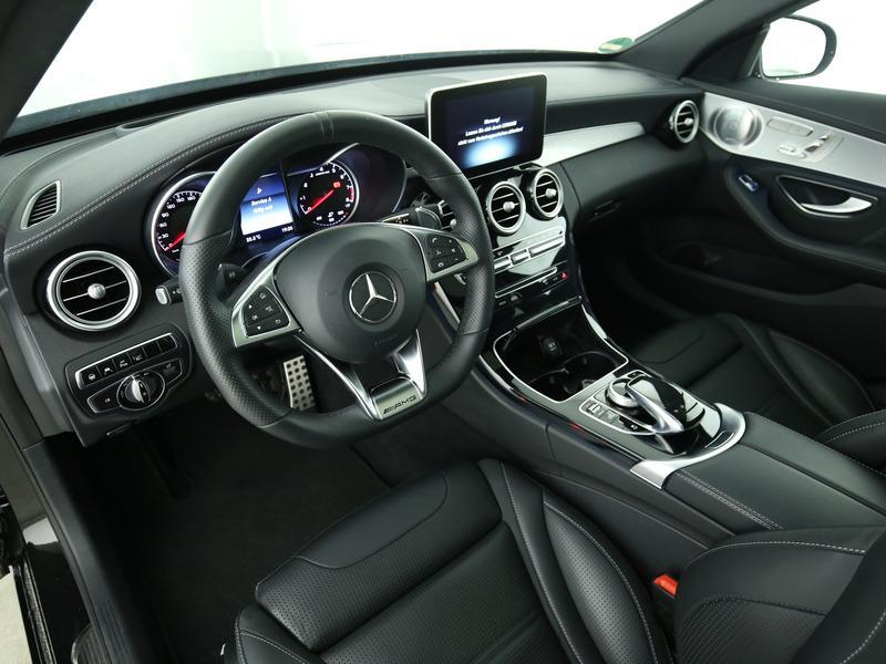 Mercedes Benz C Klasse C 63 Amg Fahrassistenz Paket Plus Head Up