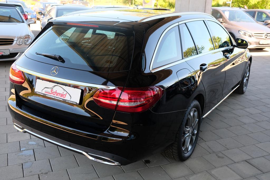 Mercedes Benz Kombi Gebrauchtwagen