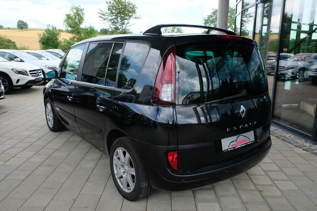 renault espace 2 0 dci fap navigationssystem. Black Bedroom Furniture Sets. Home Design Ideas