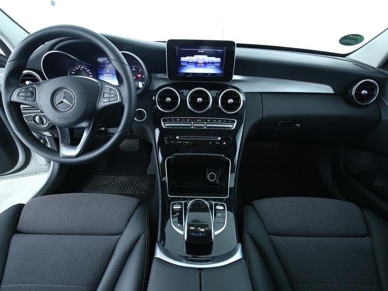 Mercedes benz c klasse t modell c 220 t d 9g tronic for Artico interieur