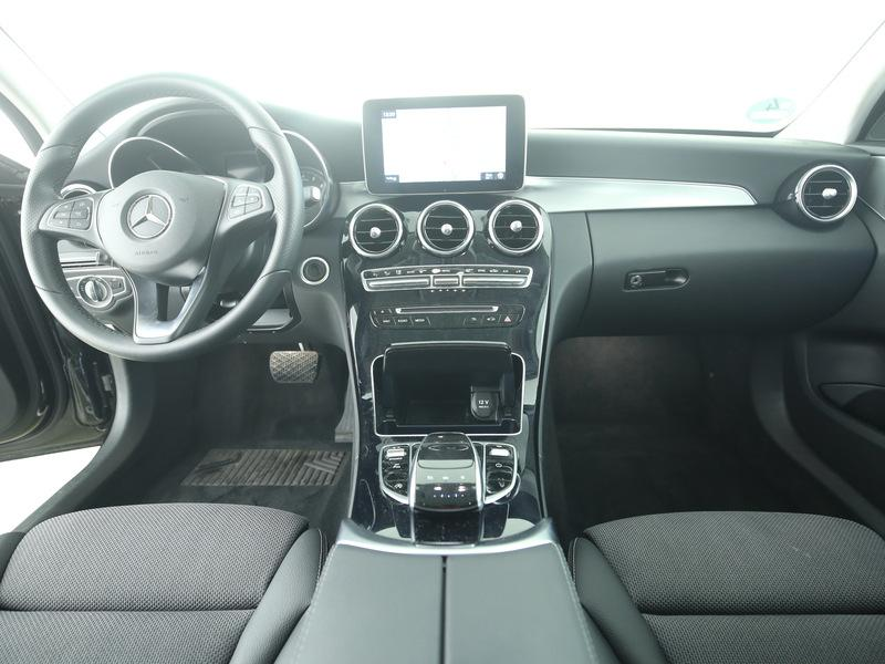 Mercedes-Benz C-Klasse T-Modell C180 T Panorama Schiebedach, AHK ...