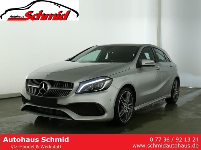 Mercedes-Benz A-Klasse 180 d AMG Line, Comand Online, LED High Performance Scheinwerfer, Navi PDC, Spiegel-Paket