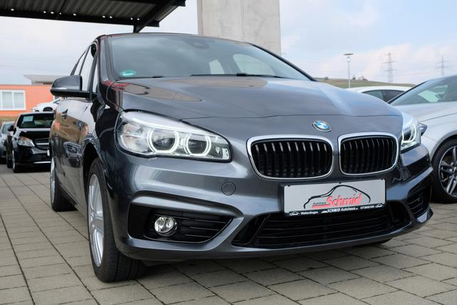BMW 220 Gran Tourer 220i Sport Line, LED Scheinwerfer, Bussiness Package, 7Sitzer