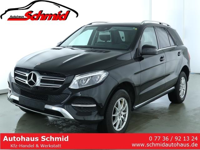 Mercedes-Benz GLE - 350 d Comand LED, Schiebedach, Park-Pilot, Totwinkel, Easy-Pack Heckklappe