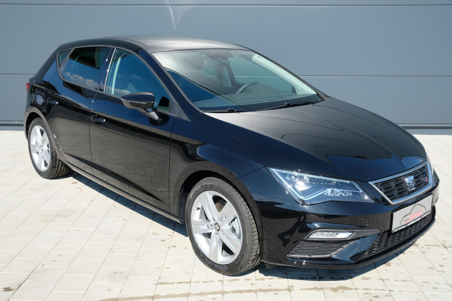 seat leon 1 4 tsi fr navi panoramadach led scheinwerfer. Black Bedroom Furniture Sets. Home Design Ideas