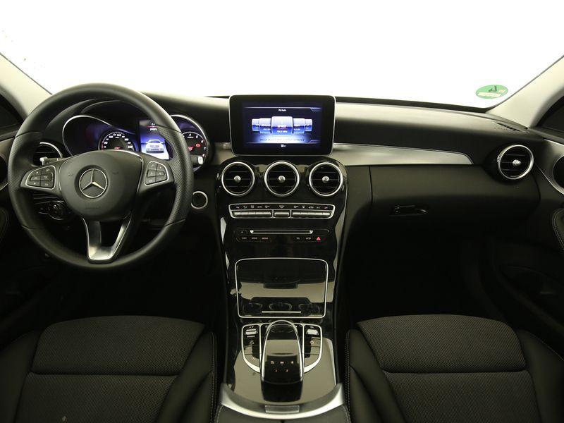 Mercedes Benz Service B >> Mercedes-Benz C-Klasse T-Modell C200 T, Comand Online, Standheizung, AHK, Avantgarde Exterieur ...
