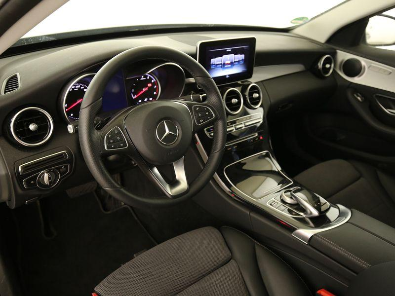 Mercedes Benz C Klasse T Modell C200 T Comand Online Standheizung