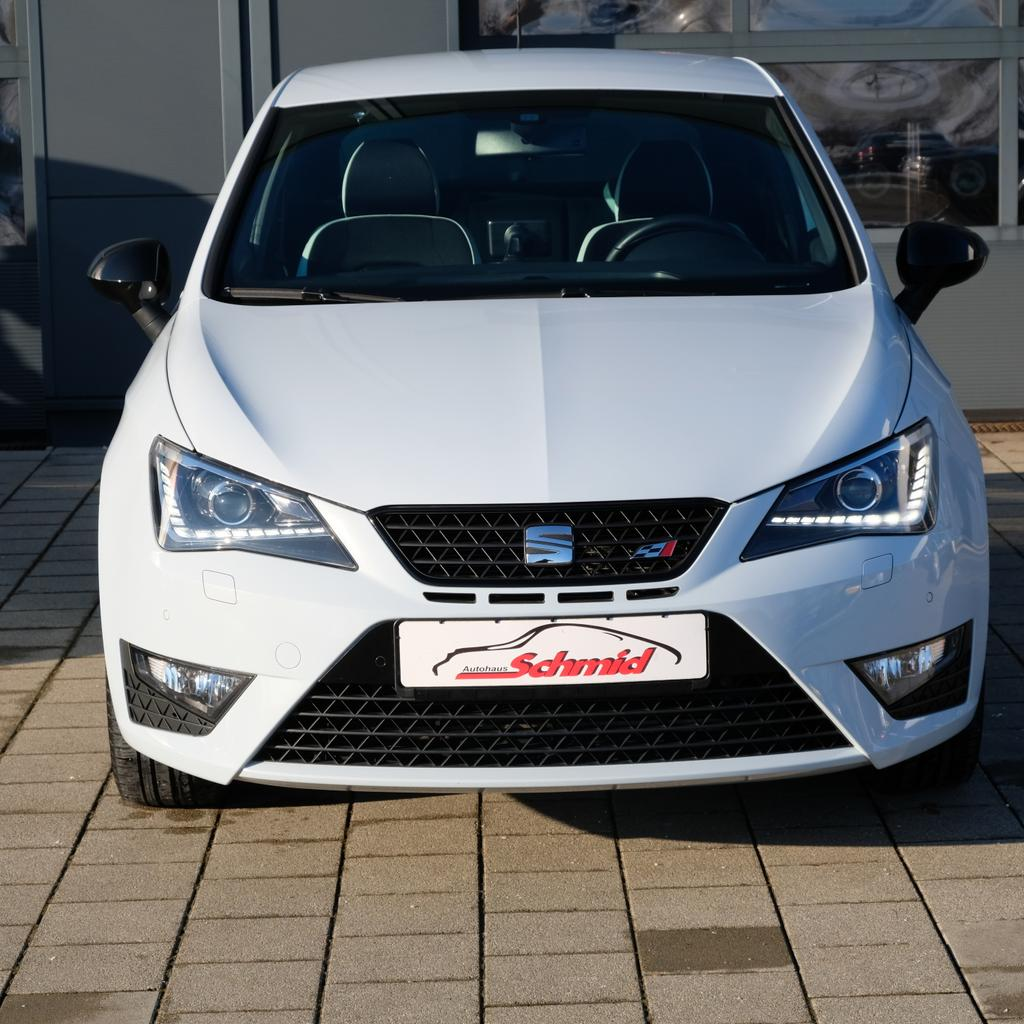 seat ibiza fr1 4 tsi cupra automatik klimaautomatik. Black Bedroom Furniture Sets. Home Design Ideas