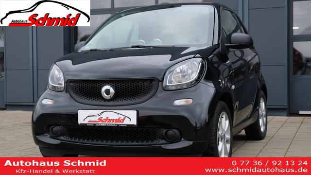 Smart fortwo cabrio Twinamic/ Tempomat/LED-Tagfahrlicht/