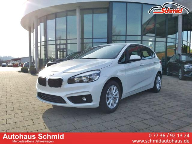 BMW 218 i Active Tourer Advantage,Kamera, LED Tagfahrlicht, Guard Auffahrwarnung