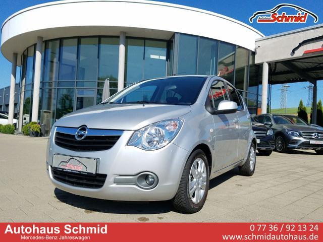 Opel Agila 1,2 Automatik Edition , Paket-Style ,Sitzheizung, Klima