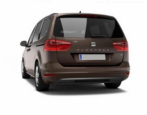 seat alhambra eu neuwagen reimport g nstiger kaufen. Black Bedroom Furniture Sets. Home Design Ideas