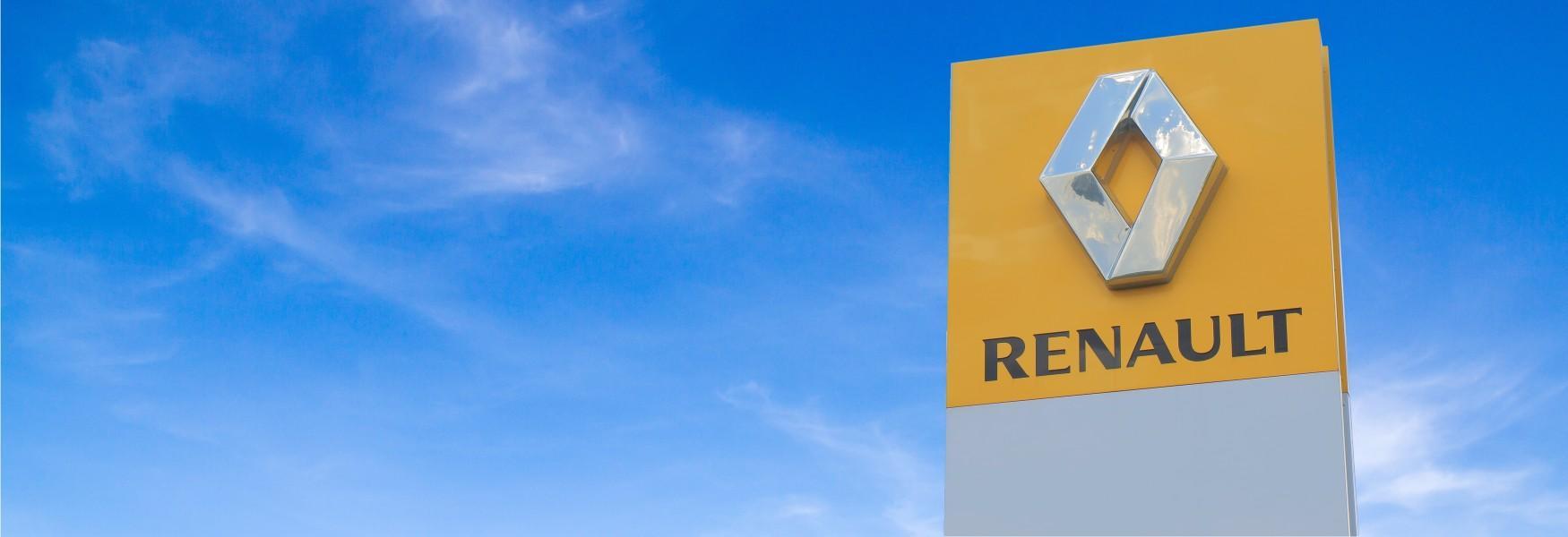 Hersteller Neuwagen Renault