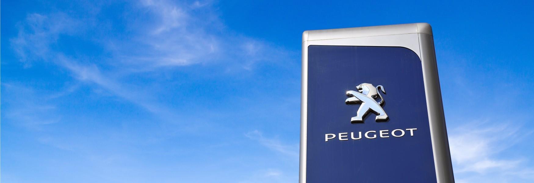 Hersteller Neuwagen Peugeot