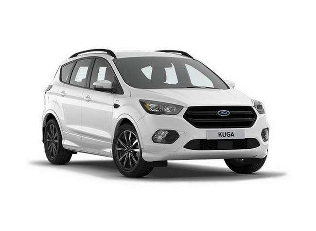 ford kuga st line reimport g nstiger kaufen. Black Bedroom Furniture Sets. Home Design Ideas