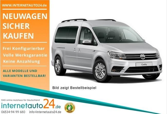 vw caddy maxi conceptline eu neuwagen reimport g nstiger kaufen. Black Bedroom Furniture Sets. Home Design Ideas
