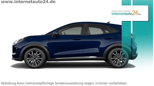 Ford Puma - Titanium mit Winter-Paket, Dachreling, u.v.m.!  sofort lieferbar  Lagerfahrzeug