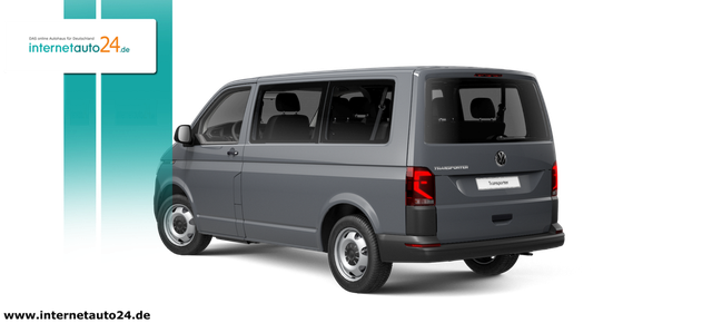 Volkswagen Transporter T6.1 - Kombi kurzer Radstand Bestellfahrzeug, konfigurierbar